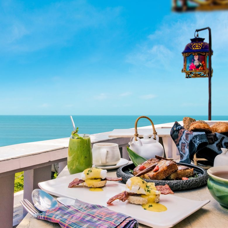 Best Seaview Breakfast Canggu